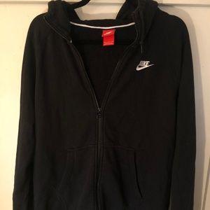Classic Nike Zip-up Hoodie